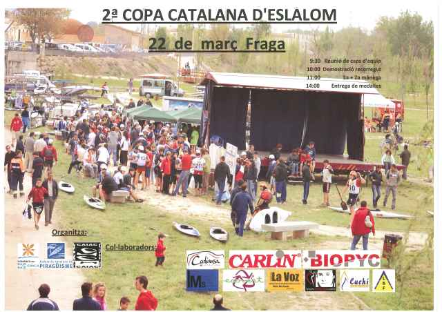 COPA CATALANA D'ESLALOM 2014